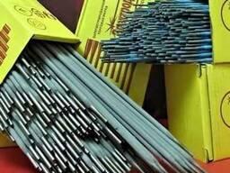 Электроды для сварки нержавеющих сталей ЦЛ-11, ОЗЛ-8