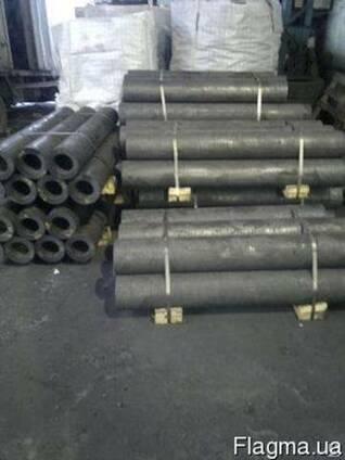 Электроды ф150 графитовые, графитированные, Ø 150 мм диаметр