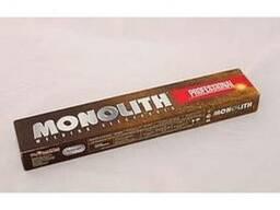 Электроды Professional, 3мм, пачка 1кг, Monolith, PlasmaTec