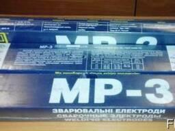 Электроды сварочные МР-3, ф5 (БаДм)