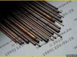 Электроды угольные СК и ВДК, диаметром 6 - 20 мм;
