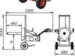 Электрогайковёрт д/грузовых автомобилей Turbo 2000