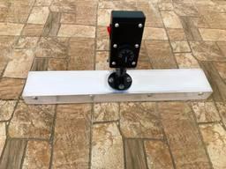 Электрогладилка LEG-3108 для укладки/пайки резиновой крошки Электрошвабра