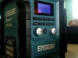 Електроінструмент Торг Розпродаж з Англії Радіо Erbauer erb6