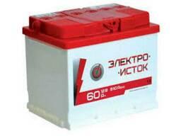 ЕлектроИсток 60 Аh/12V (левый +)