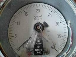 Электроконтактный манометр ЭКМ-1У