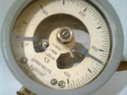Электроконтактные манометры ДМ-2010
