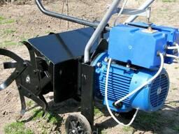 Электрокультиватор/культиватор ЭК-1 и плуг-окучник