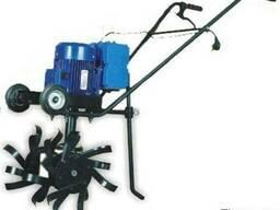 Электрокультиватор, (в наличии) Плуг-окучник