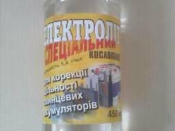 Электролит кислотный