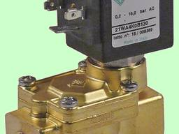 Электромагнитный клапан для воды 21WA4KOB130(ODE, Italy) - фото 1