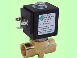 Электромагнитный клапан для воды, цена, G1/4-G3 (ODE, Italy)
