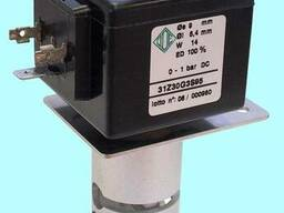Электромагнитный клапан пережимной ODE (Italy)