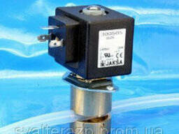 Электромагнитный клапан под трубку до 9 мм NO