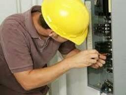 Электромонтаж, электромонтажные работы, электрики Обухов