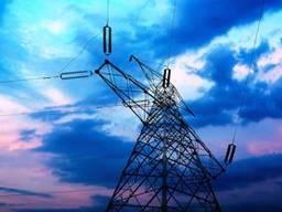 Электромонтажные работы до 750 кВ