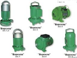 Электронасосы Ворскла БЦ 1, 1-18 У1, 1 исп.1-6