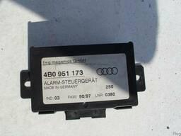 Электронный блок сигнализации Audi A6 C5 (1997г-2004г)