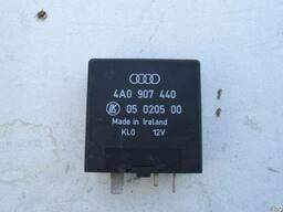 Электронный блок управления зеркалами Audi A6 C5 (1997г-2004 - фото 1