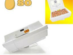 Электронный цифровой инкубатор Квочка МИ-30-1-Э на 80 яиц. ..