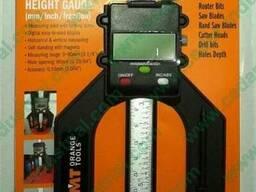 Электронный измеритель глубины и высоты