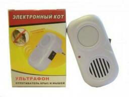 Электронный кот - отпугиватель крыс и мышей (Ультрафон)