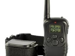 Электронный ошейник для дрессировки собак с пультом ДУ 998D, зоотовары