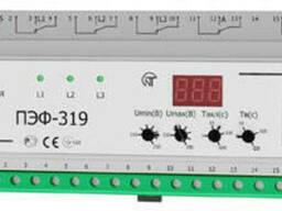 Электронный переключатель фаз ПЭФ-319 (32 А) - фото 1