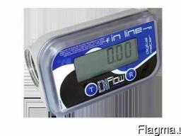 Электронный счетчик IN-LINE - пищевой