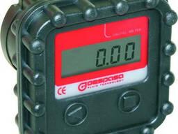 Электронный счетчик расхода топлива, масла - MGE-40, 2-40 л/