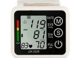 Электронный тонометр Electronic blood pressure monitor JZK-0