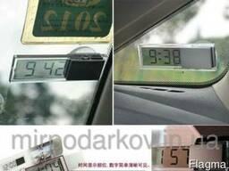 Электронные часы в автомобиль K-033