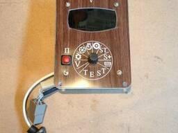Электрооборудование комбайна Дон 1500б