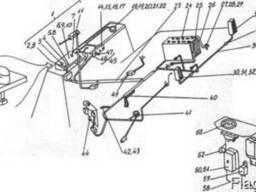 Электрооборудование на погрузчики ДВ-1788, ДВ-1792 Балканкар