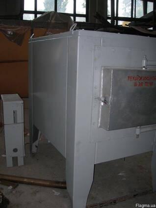 Электропечь муфельная СНО-3х6х2/10. И2 полупромышленная