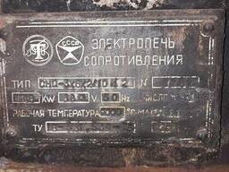 Электропечь сопротивления СНО 3*6*2/10 42