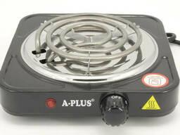Электроплита A-Plus AP-2101-black
