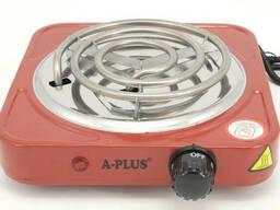 Электроплита A-Plus AP-2101-red
