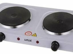 Электроплита на 2 конфорки A-Plus AP-2104