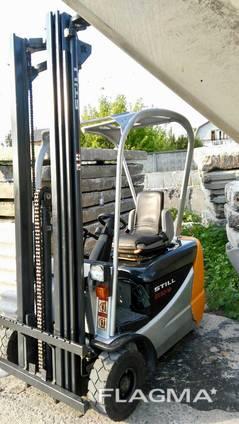 Электропогрузчик STILL RX 50-16, 6 м, 1.6 т