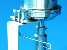 Электроприводная установка управления регулятором давления Э