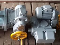 Электроприводы тип Б, НБ, ВБ к трубопроводной арматуре