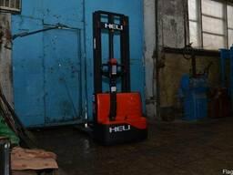 "Электроштабелер HELI CDD10-070, 1000 кг грузоподъемность ""Но"