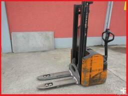 Электроштабелер Still EGV16, 2001г, 1600 кг, 2900 мм подъем