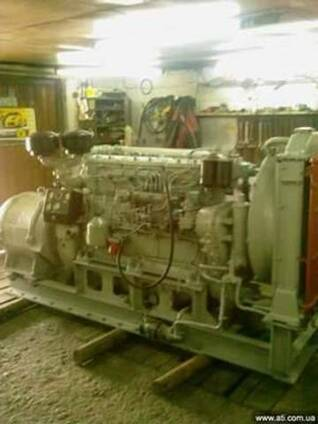 Электростанция 50,75,100 кВт Украина