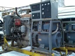 Электростанция, дизель-генератор 30кВт(дизельный генератор)