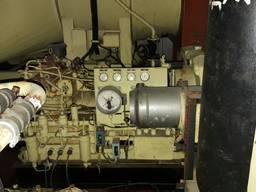 Электростанция дизельная автоматизированная комплектная АС-630 М ТО1