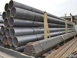Электросварные трубы ГОСТ 10705-80 И 10704-91