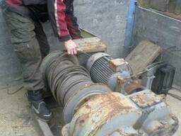 Лебедки рычажные ручные Механизм тяговый тросовый монтажный