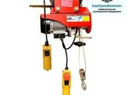 Электротельфер РА 250\500 кг 12м